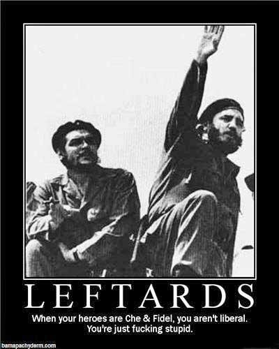 leftards