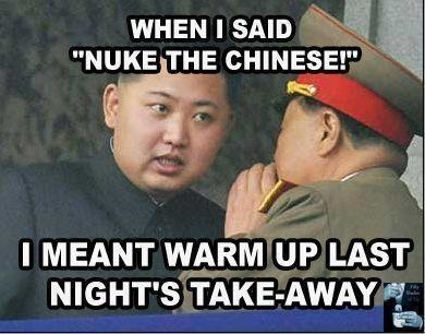 Nuke the Chinese
