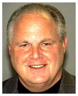 Rush Limbaugh, he of the 'phony soldiers' fame